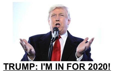 #Trump2020 #QConfirmations #FutureProvesPast
