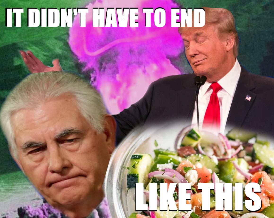 #EatTheSalad, REX