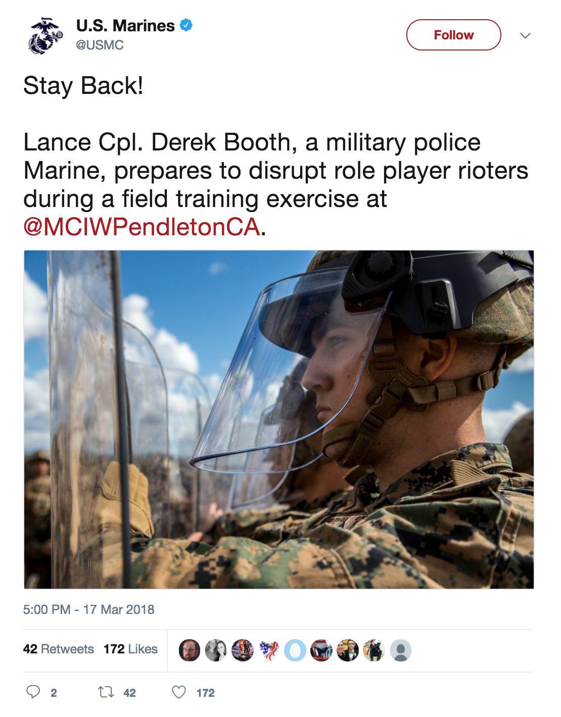 #USMC ACTIVATED! It's HAPPENING! #QAnon #NewQ #GreatAwakening