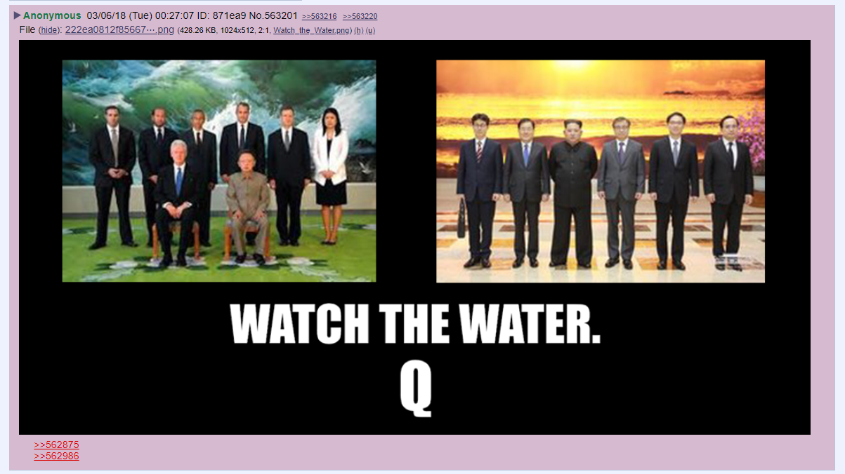THE STAGE IS SET! #NEWQ HRC Video Drops Inbound! #WatchTheWater and #RedOctober Updates! 11-11-18! #QAnon #GreatAwakening