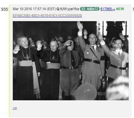 "#QAnon Confirms! #AngelaMerkel, Adolph Hitler's Daughter! NWO does NOT stand for ""New."" #GreatAwakening"