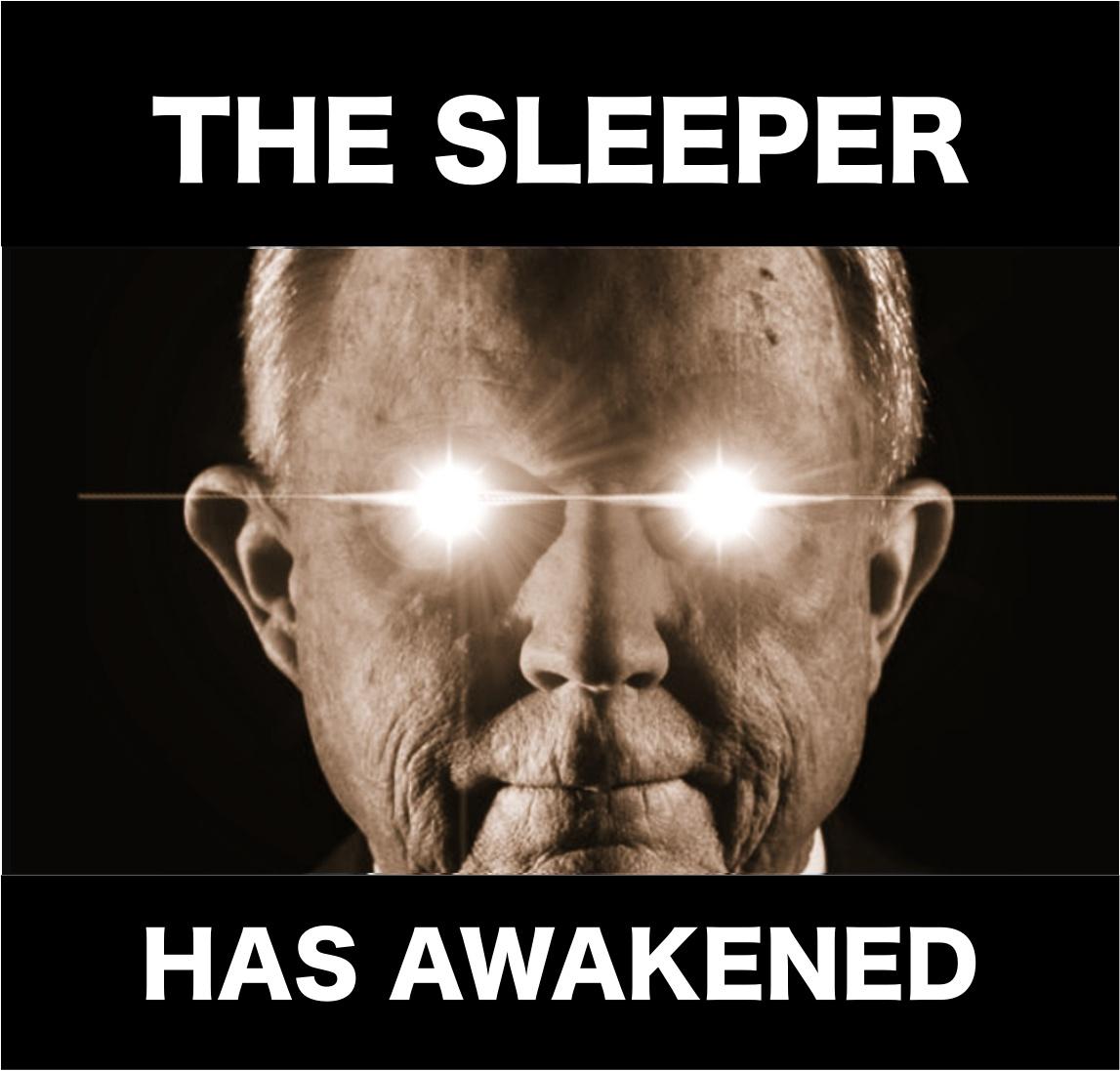 A Legend Exposed, a Renegade in the Killbox, and THE SLEEPER HAS AWAKENED! #RELEASETHETEXTS #QAnon #NewQ #GreatAwakening