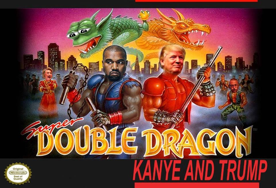 Imma Let You Finish, but Kanye Just Helped Usher In The #GoldenAge. #MAGA