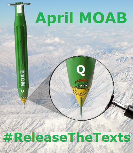 Evergreen Fell While McNoName Played Games #ReleaseTheTexts #QAnon #GreatAwakening #NewQ