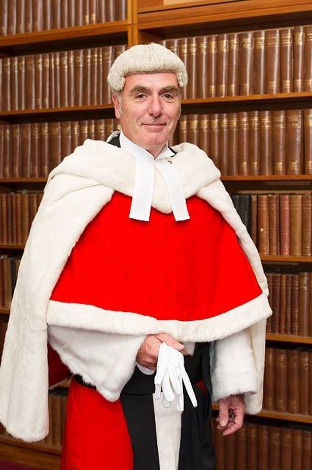 "The Perverted ""Justice"" of Judge Anthony Hayden. #AlfiesArmy"