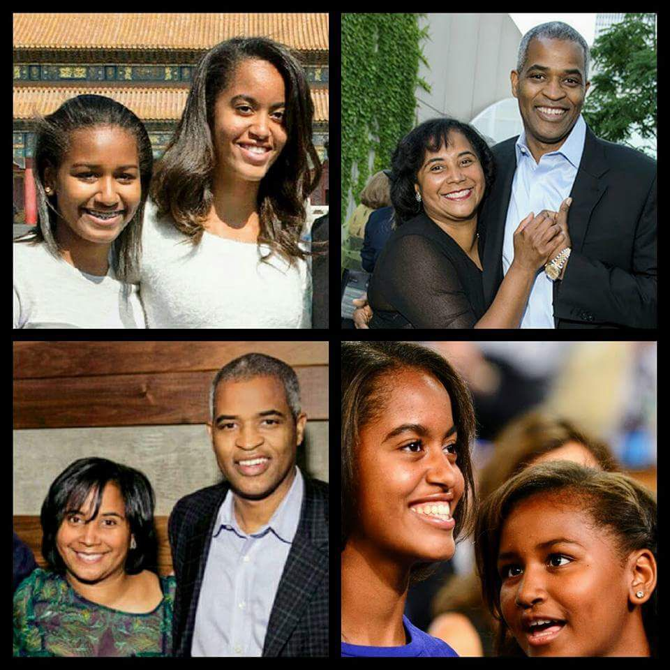 Sasha and Malia Obama – Really Barack and Michelle's Kids?