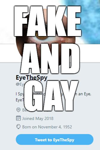 EyeTheSpy – *Yaaaaaaaaawwwwwwnnnnnnnn* #Drama #NeonRevolt