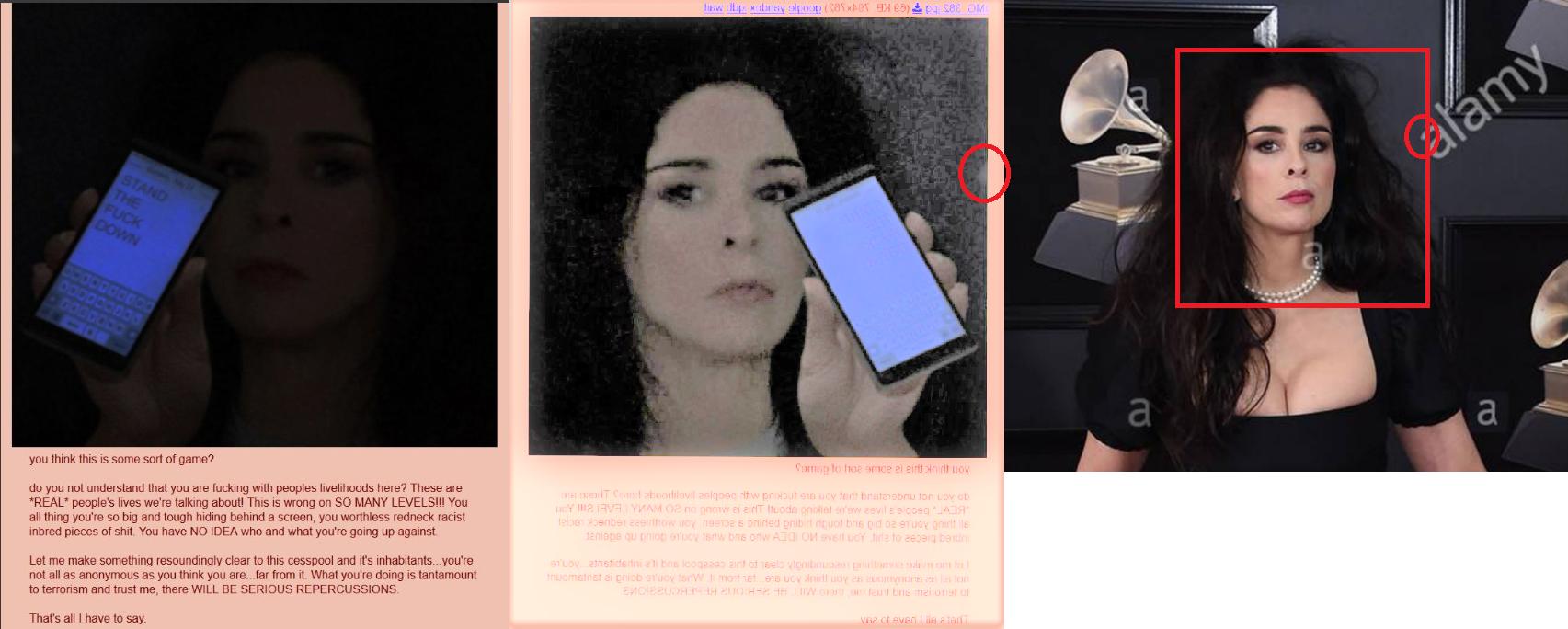 Sarah Silverman's Secrets #NewQ #QAnon #GreatAwakening