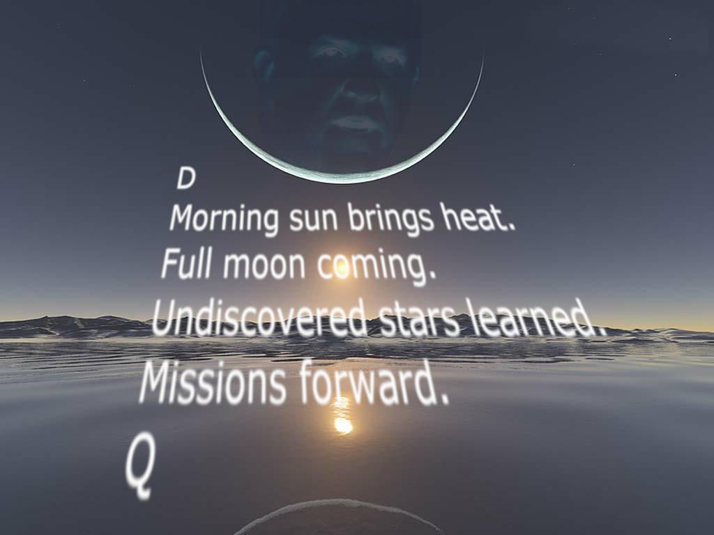 Missions Forward! #NewQ #QAnon #GreatAwakening