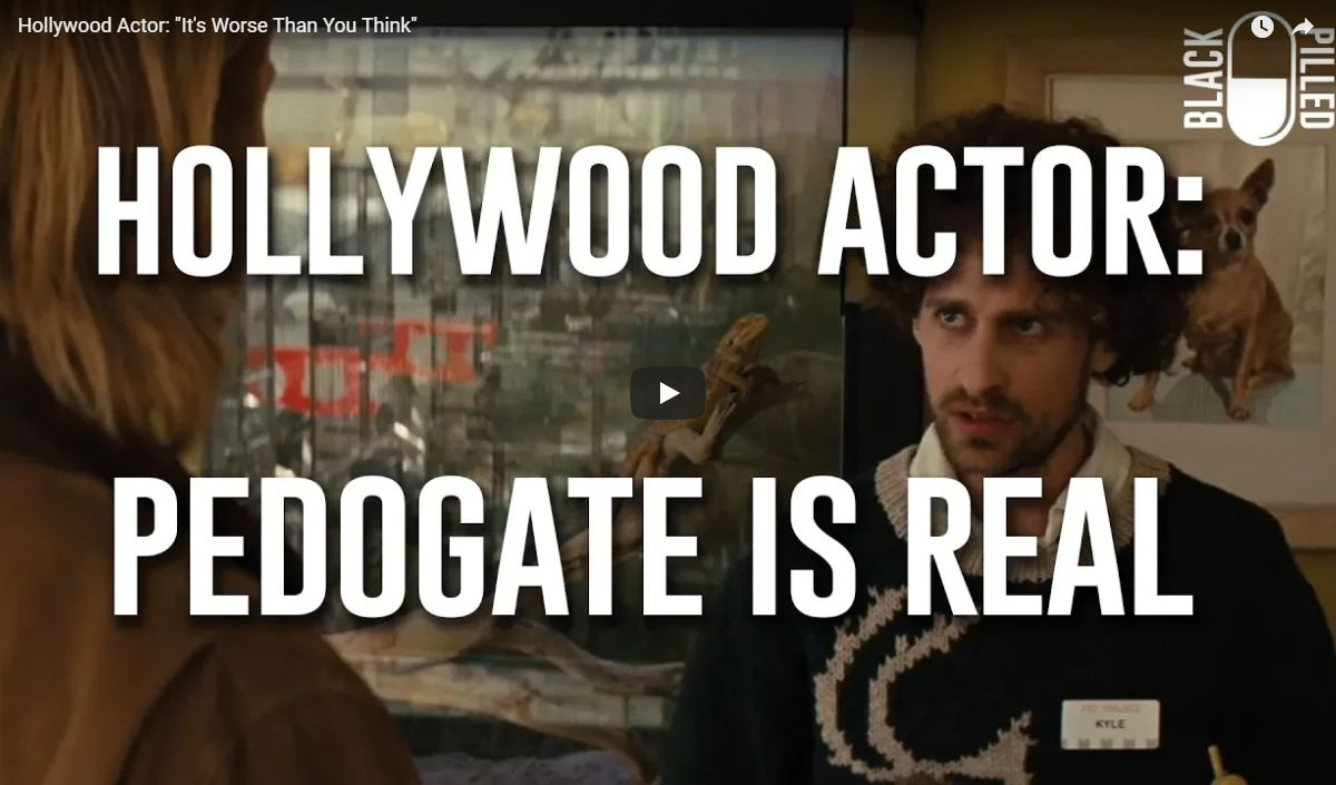 Isaac Kappy Blows the Whistle on the #PartyMonsters. #Hollyweird #GreatAwakening #Pizzagate #Pedogate #NOMORE