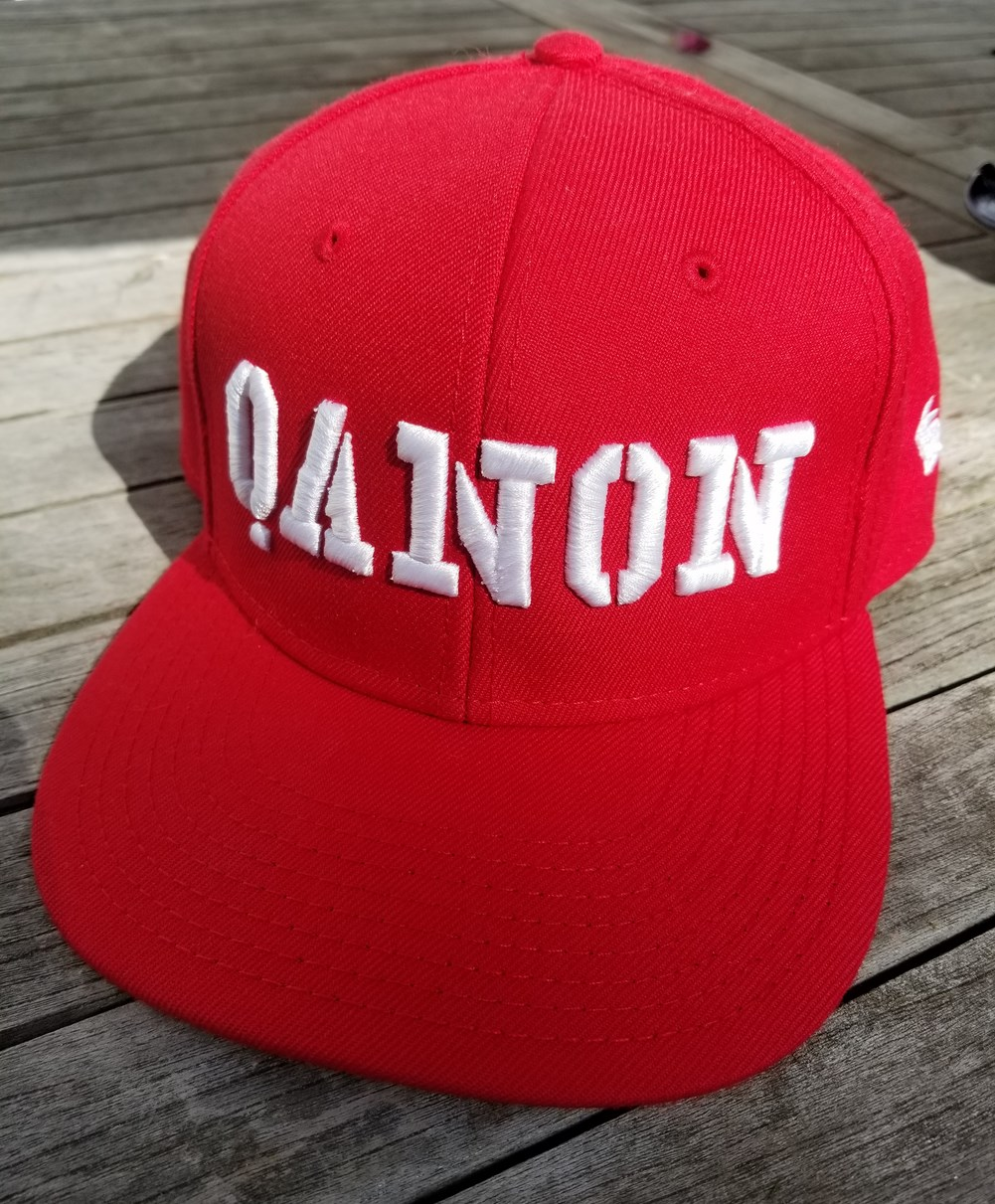 Introducing… #QAnon HATS!