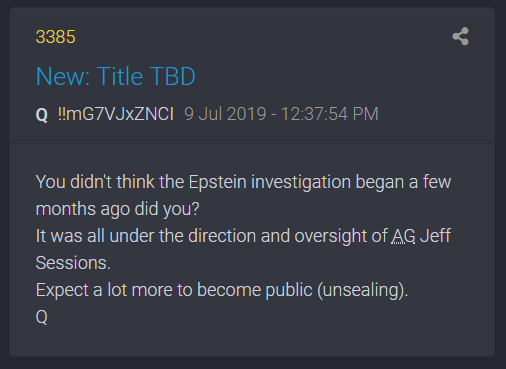 Mossad, Epstein, Systematic Subversion, and a Rift in the QCommunity? #NewQ #QAnon #GreatAwakening #NEONREVOLT