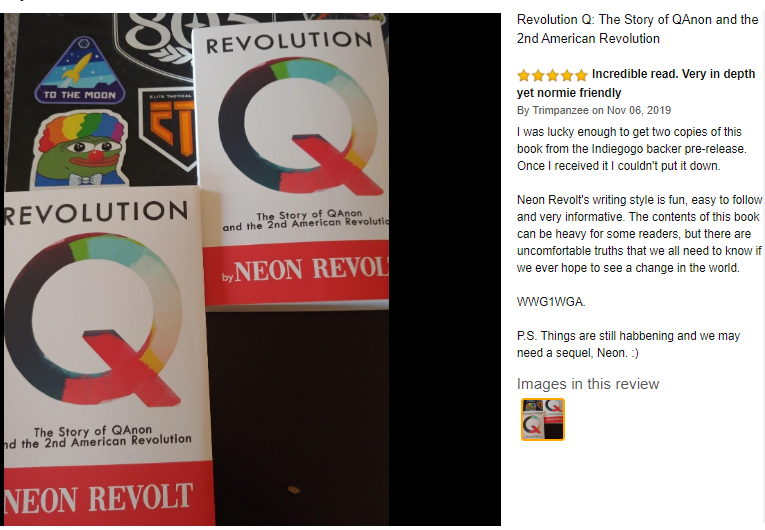 Interview and #RevolutionQ Giveaway with @SGTReport! #NEONREVOLT